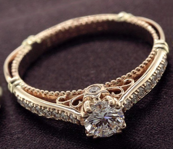 buying a vintage engagement ring